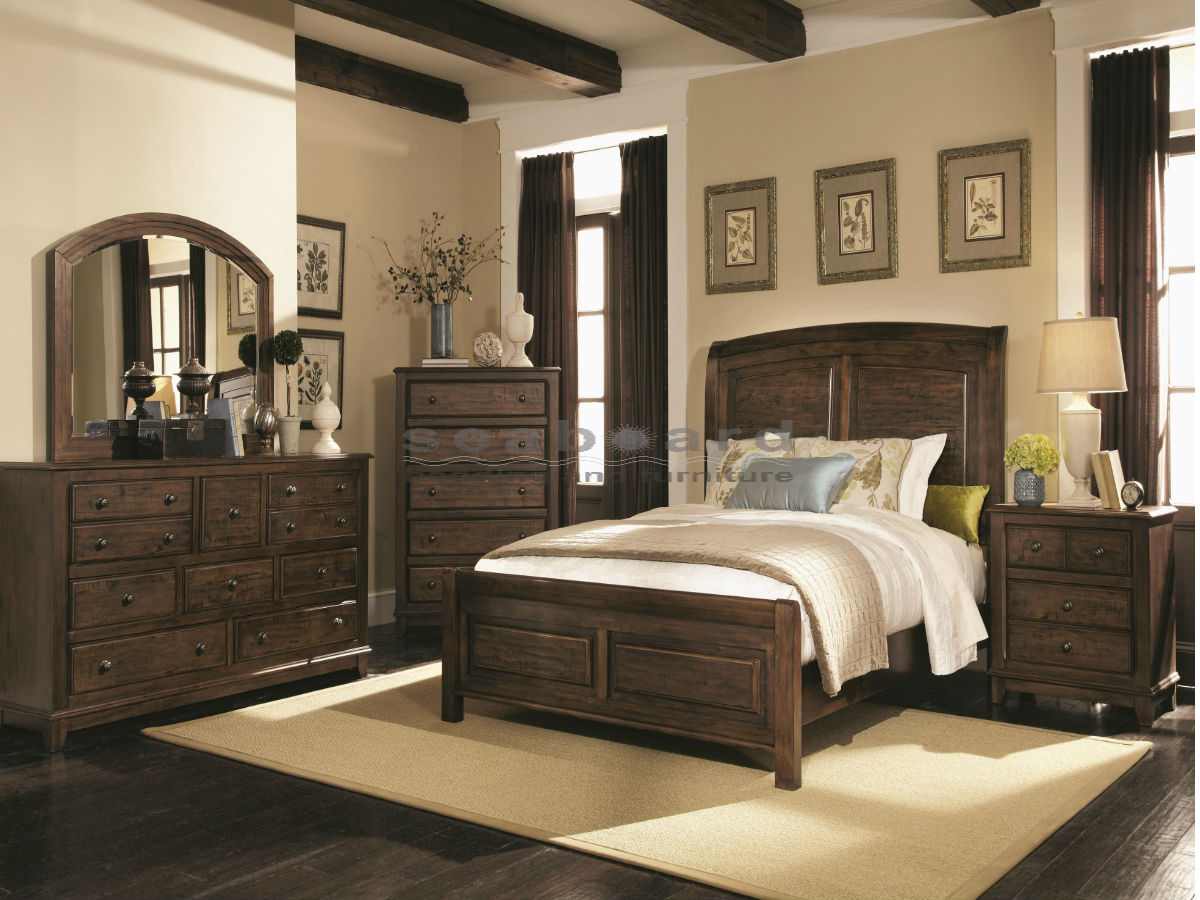 Country Bedroom Sets With Rustic Touch Soifer Center Layjao