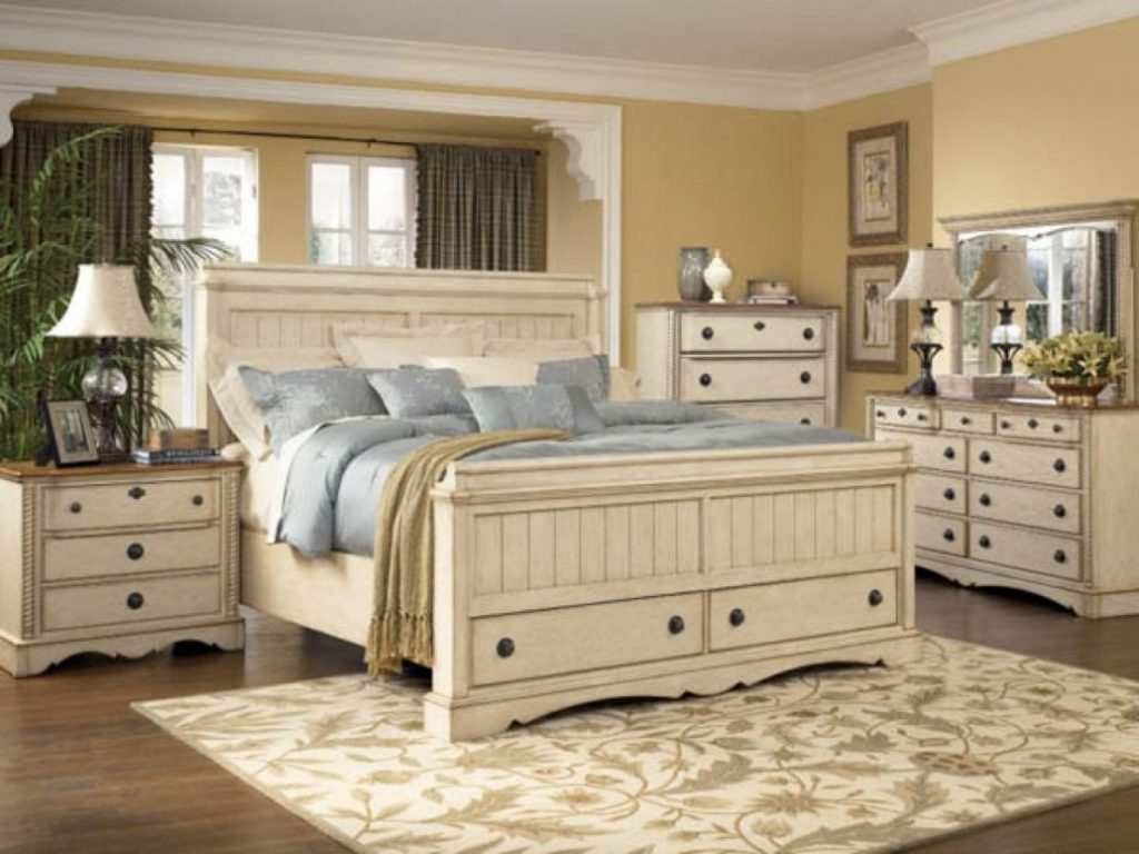 Country Style Bedroom Furniture Sets Decorating Ideas For Bedrooms