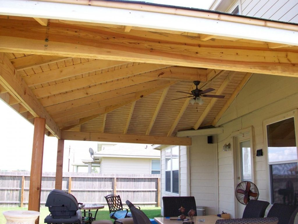 Covered Patio Designs Patio Covers Pictures Video Plans