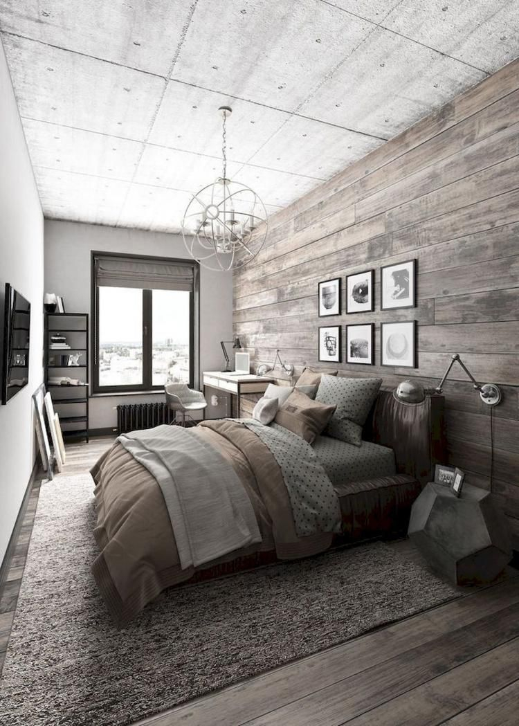 Cozy Rustic Farmhouse Master Bedroom Design And Remodel Decor Ideas