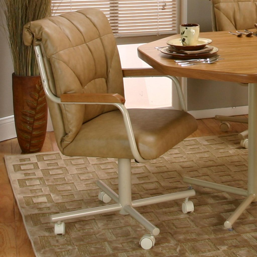 Cramco Inc Cramco Motion Marlin Tilt Swivel Dining Chair With