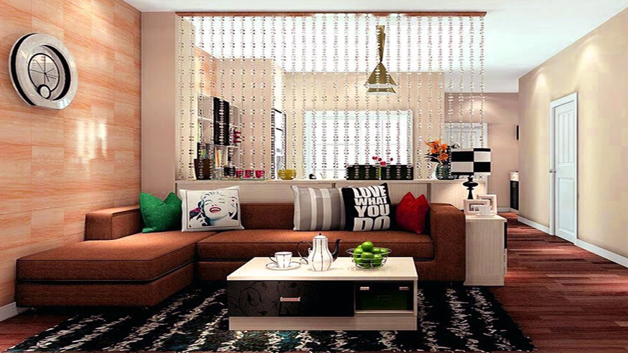 Creative Partition Design For Living Room Dining Hall ...
