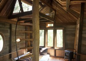 Treehouse Interior Furniture