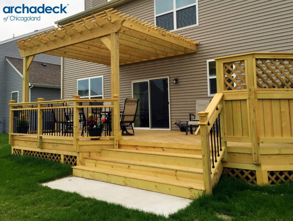 Deck Design Ideas Archadeck Of Chicagoland For My Dream Home