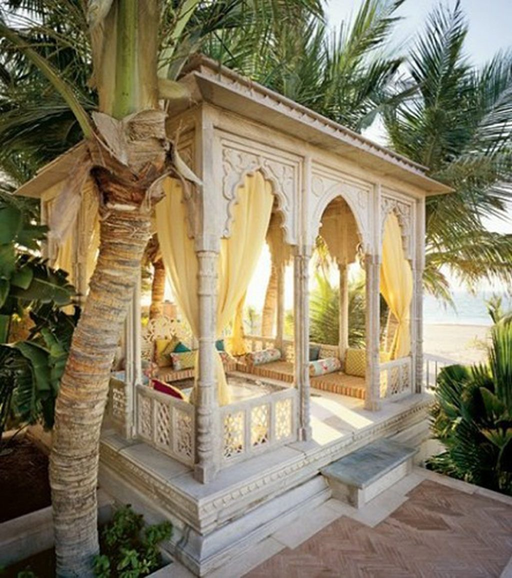 Decorating Beach Moroccan House 20 Moroccan Style House With