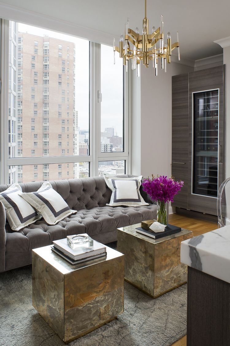 Decorating Chicago The Art Of Modern Glamour Chic Interiors