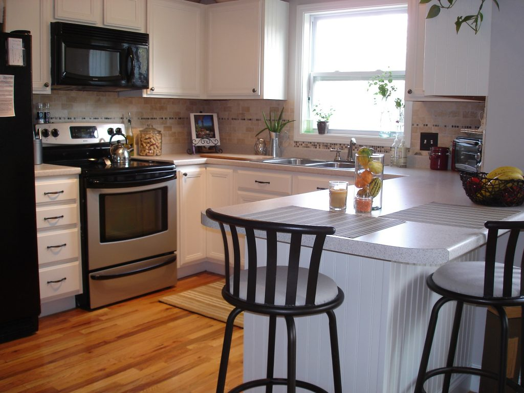 Decorating Easy Way To Paint Kitchen Cabinets White Can You Paint