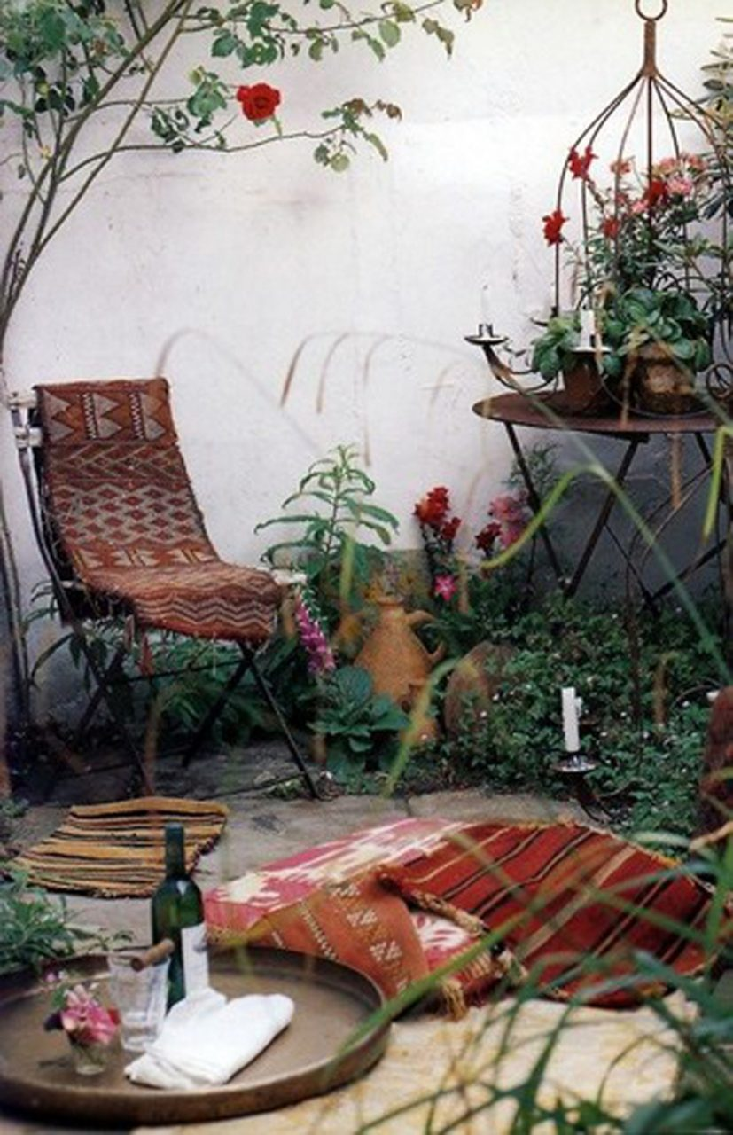 Decorating Moroccan Outdoor Furniture 20 Moroccan Style House