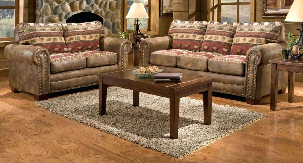 Decoration Western Style Living Room Ideas