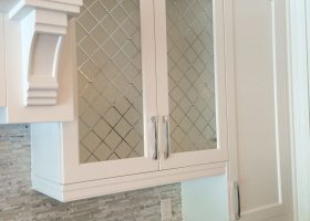 Kitchen Cabinet Glass Doors