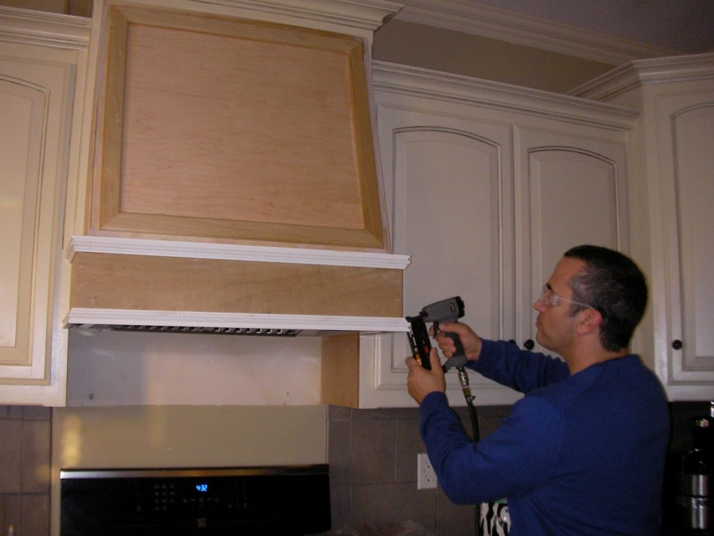 Decorative Vent Hood