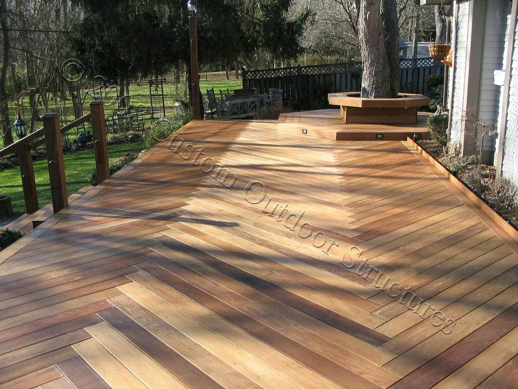 Decosee Wood Deck