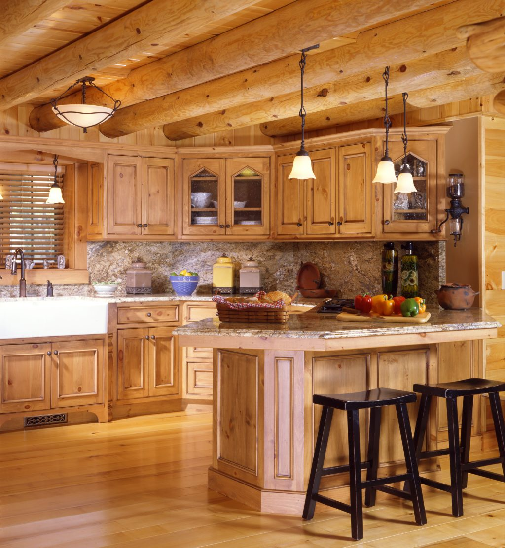 Delectable Cabin Kitchen Design Ideas Rustic Cabin Kitchen Ideas