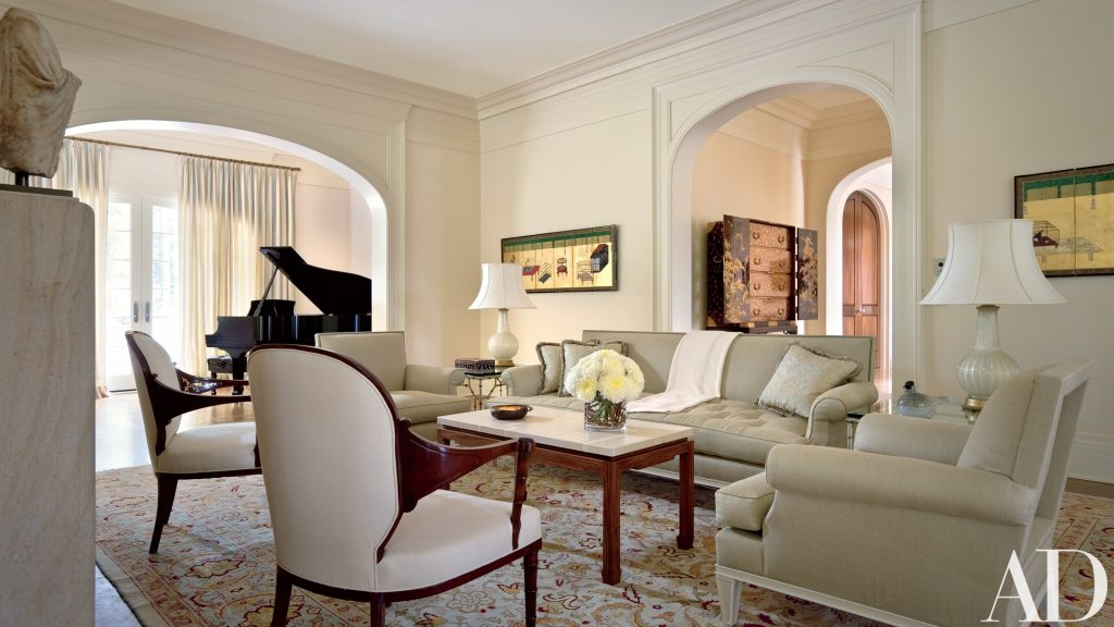 Designer Thad Hayes Outfits A Contemporary Washington Dc Home