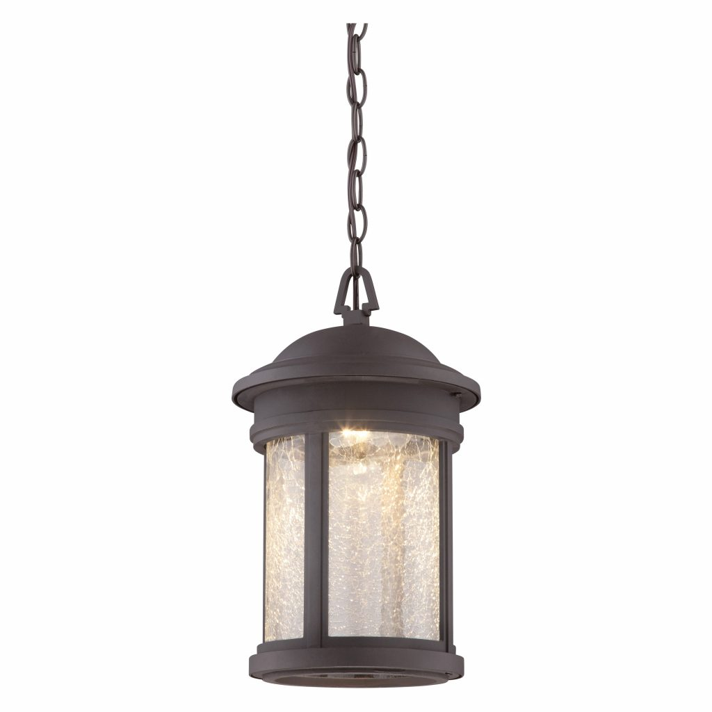 Designers Fountain Prado Led31134 Orb 9 In Led Hanging Lantern