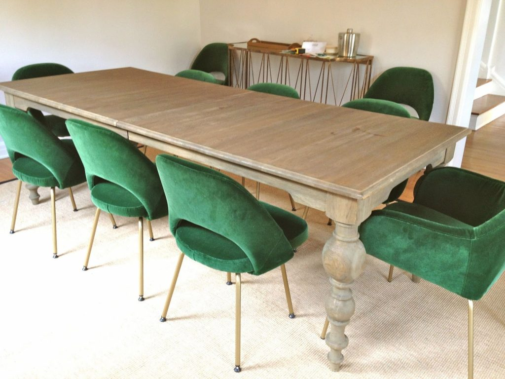Dining Chairs Stunning Modern Green Dining Chairs Emerald Dining