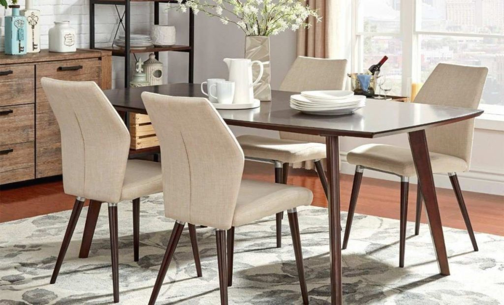 Dining Room Dining Table Area Rug New How To Pick The Best Rug Size