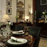 Dining Room From Ralph Lauren Home La Living Pinterest
