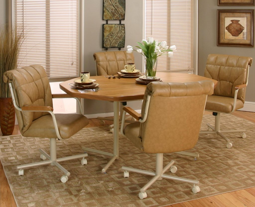 Dining Room Set Kitchen Table Sets With Swivel Chairs Buy