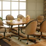 Dining Room Swivel Chairs