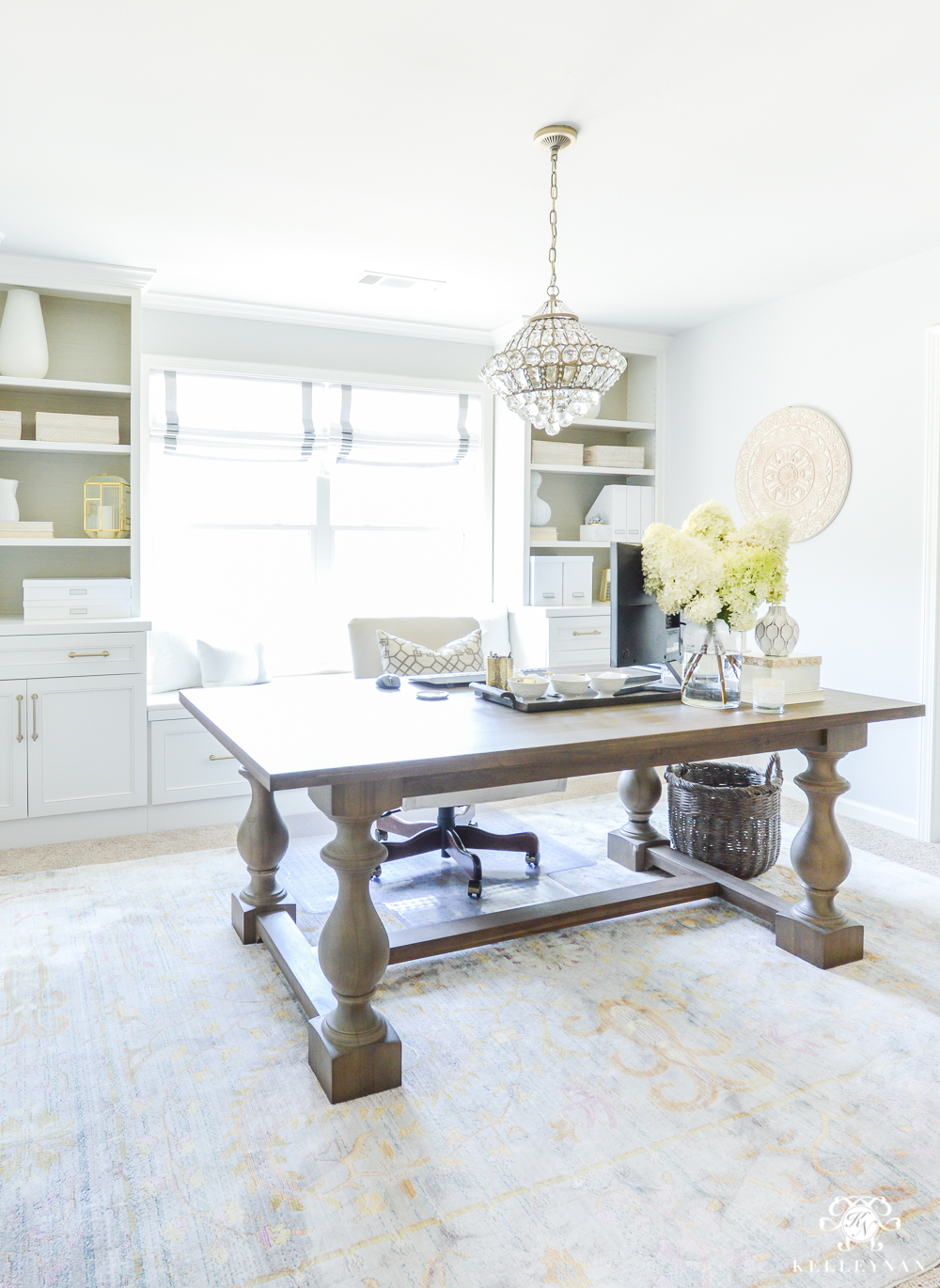 Dining Tables That Can Double As Desks Kelley Nan