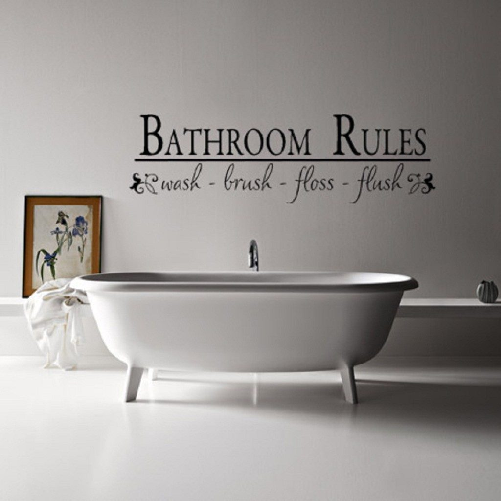 Diy Bathroom Wall Decor The Latest Home Decor Ideas