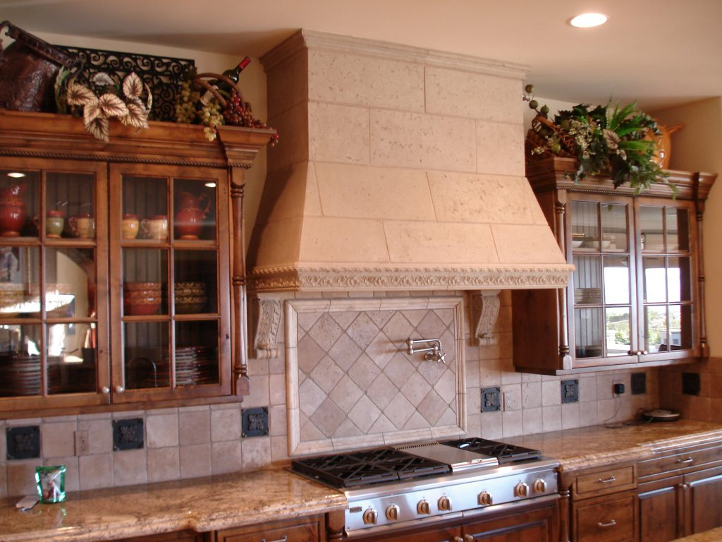 Dress Up Your Kitchen With A Decorative Range Hood Realm Of Design