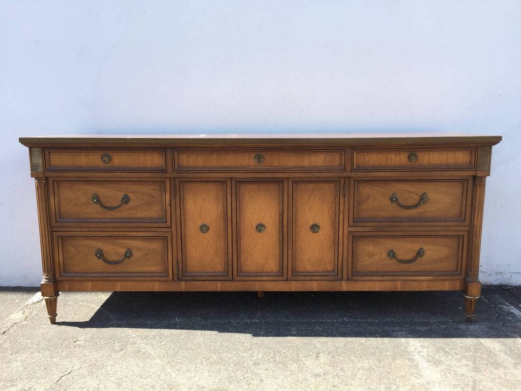 Dresser Antique Tv Stand Sideboard Cabinet Neoclassical Baroque