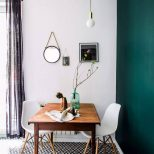 Emerald Green Dining Room Dining Room Decoration Ideas