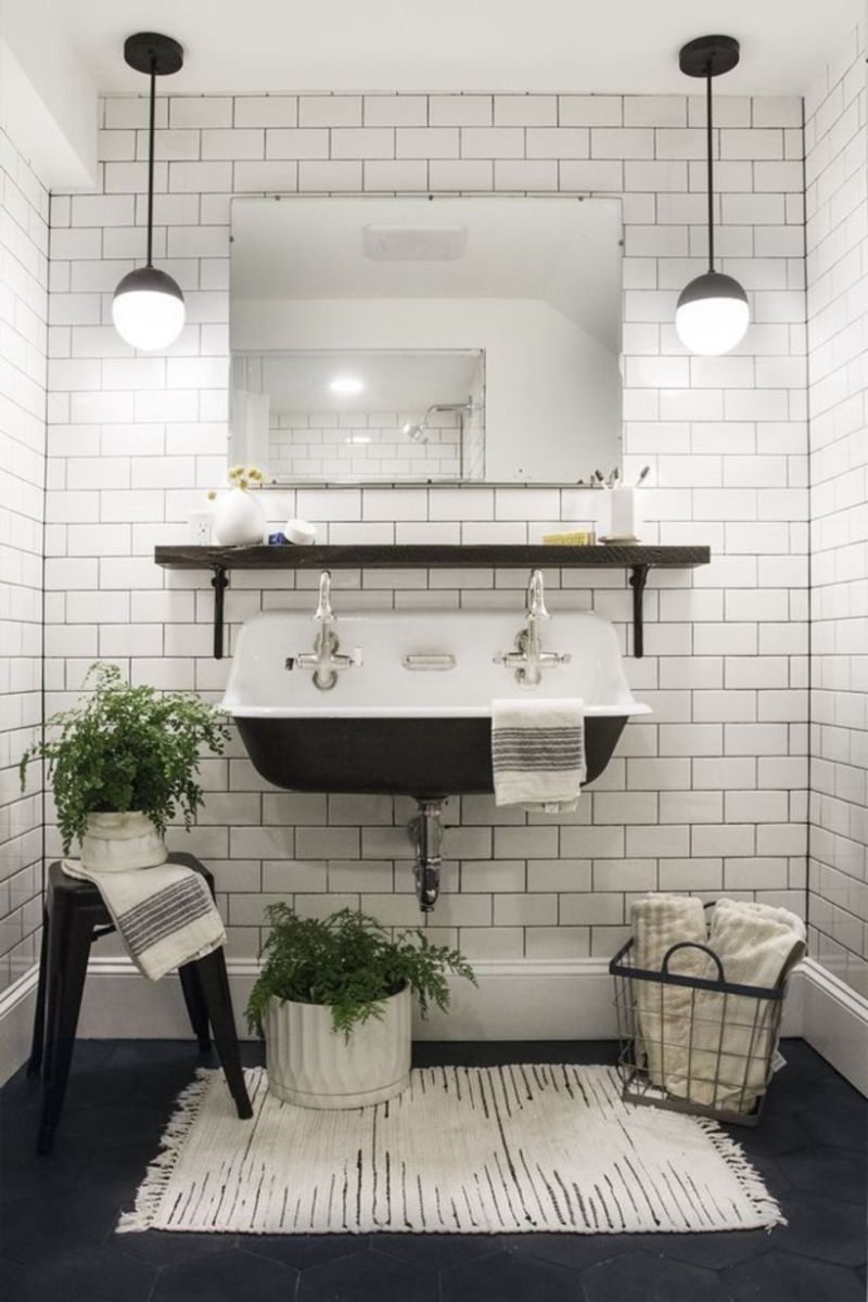 Farmhouse Bathroom Ideas For Small Space 15 Small Spaces Spaces