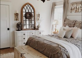 Farmhouse Chic Bedroom