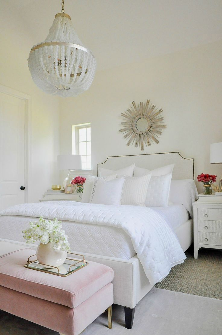 Tumblr White Bedroom Bed Room Decor