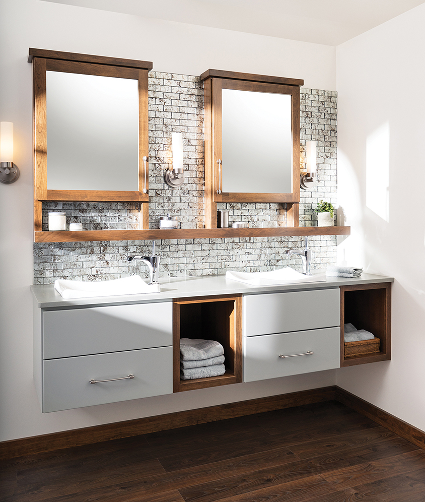 Floating Bathroom Vanities With Mirror Mavalsanca Bathroom Ideas