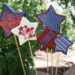 Fourth Of July Yard Decorations My Country Tis Of Thee Fourth