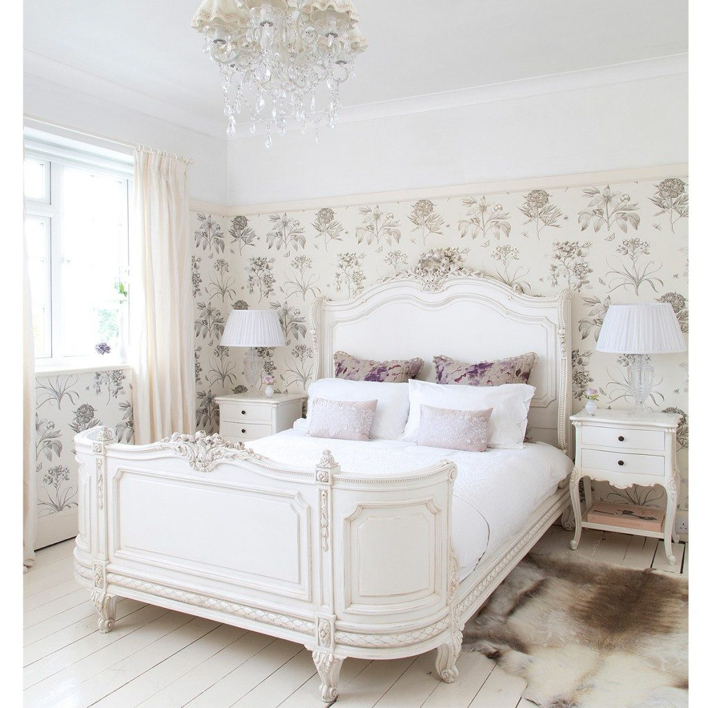 French Bed Rafinament Elegance And Romance In Your Bedroom