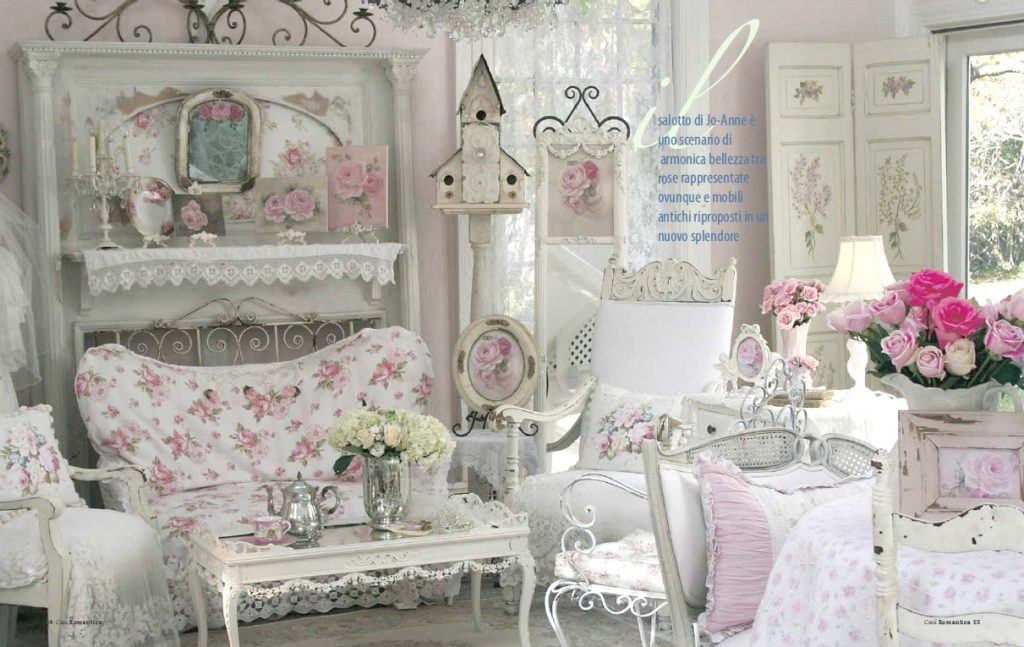 French Shab Chic Living Room Ideas Living Room Vintage French