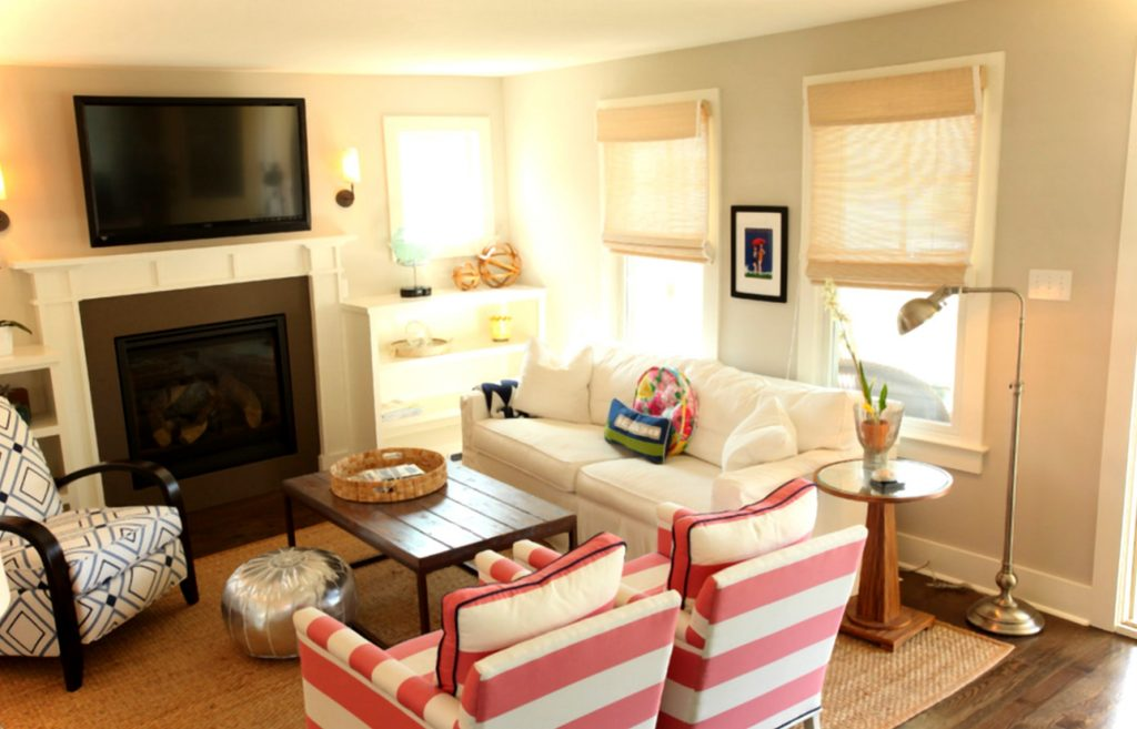 Fresh How To Arrange Living Room Furniture With Fireplace And Tv 22