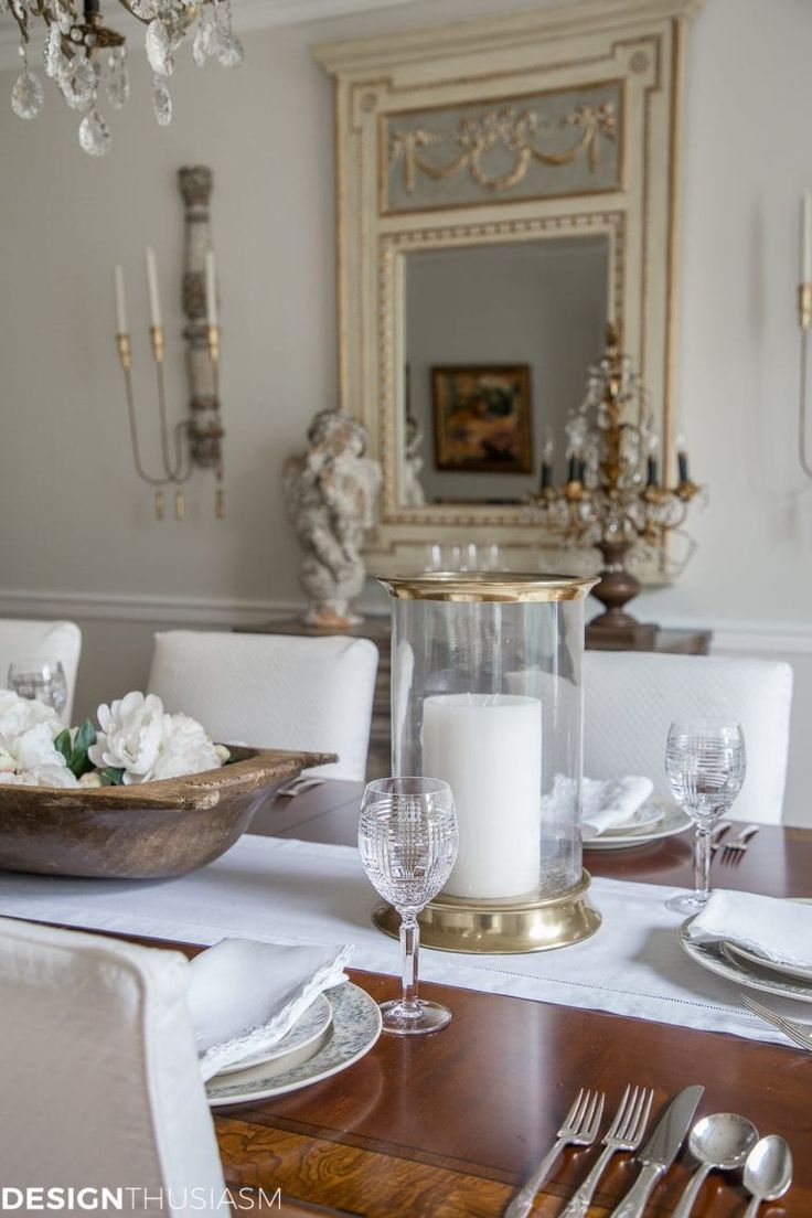 From Old School To Modern The Evolution Of A French Country Dining