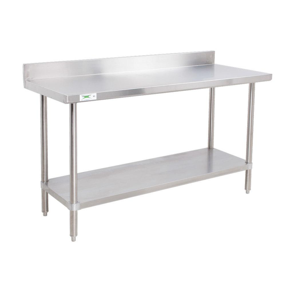 Furniture Tremendous Stainless Steel Prep Table For Captivating