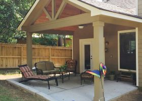 Covered Patio Cover Designs