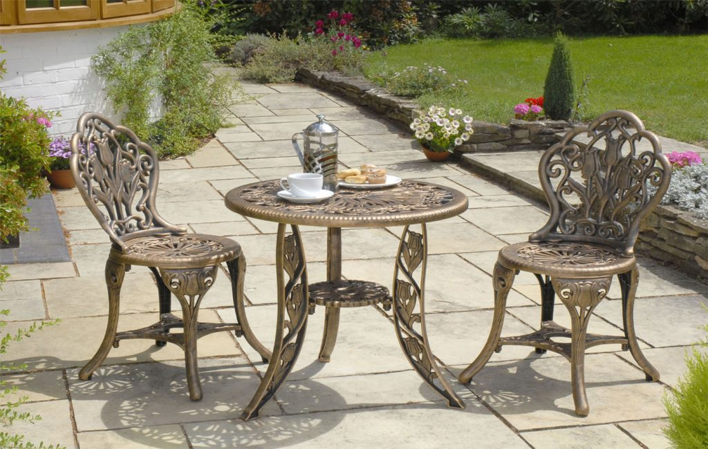 Garden Furniture Sets Garden Table Chair Set As Garden Table And