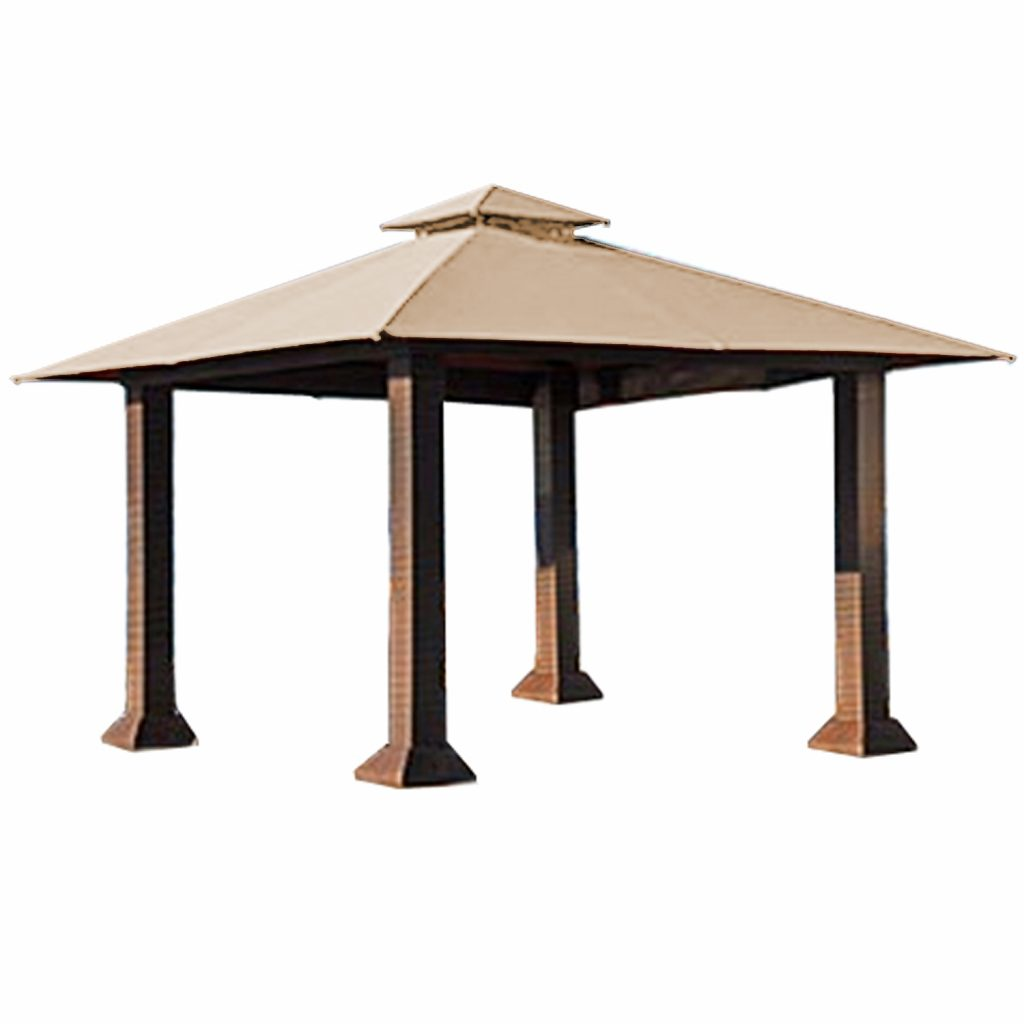 Garden Winds Replacement Gazebo Cover For Gazebos Sold At Sears