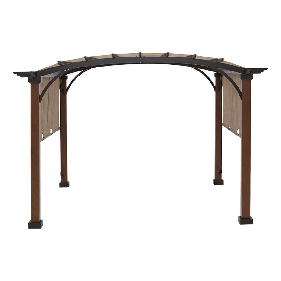 Gazebos Pergolas Canopies At Lowes