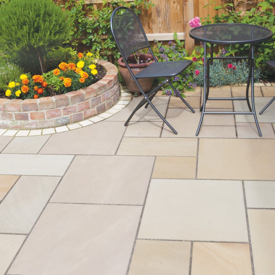 Global Stone Paving Sawn Honed Sandstone Artisan Mirage York