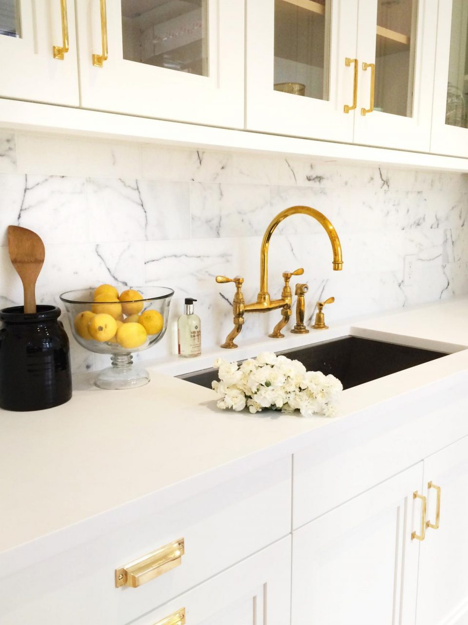 Gold Kitchen Faucet Kitchen Decor Design Ideas
