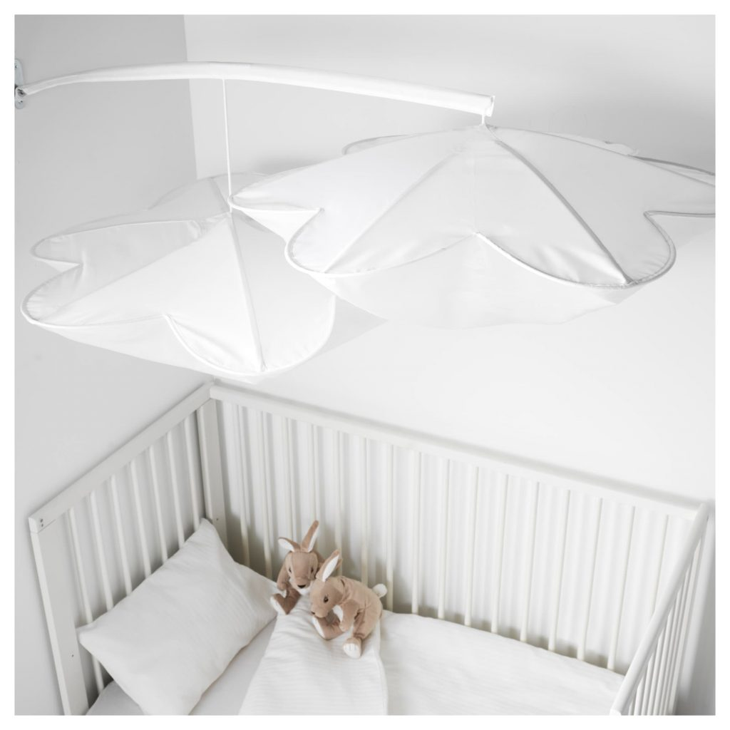 Himmelsk Bed Canopy White Ikea