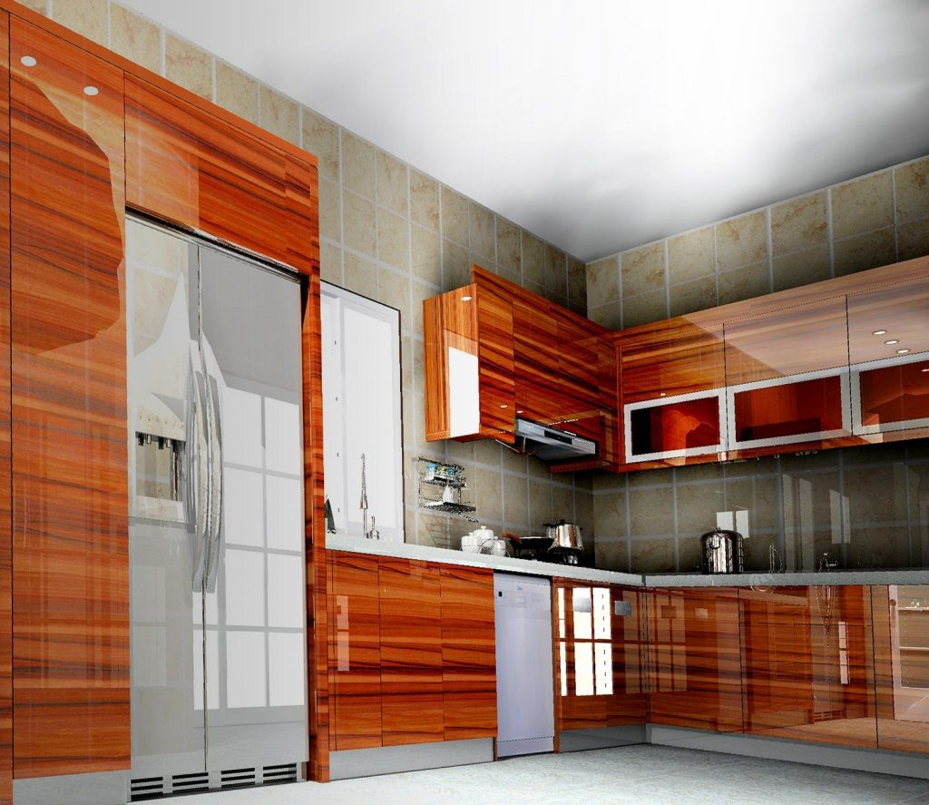 Home Design Photos Wood Grain This Is Our Main Kitchen Cabinet Uv
