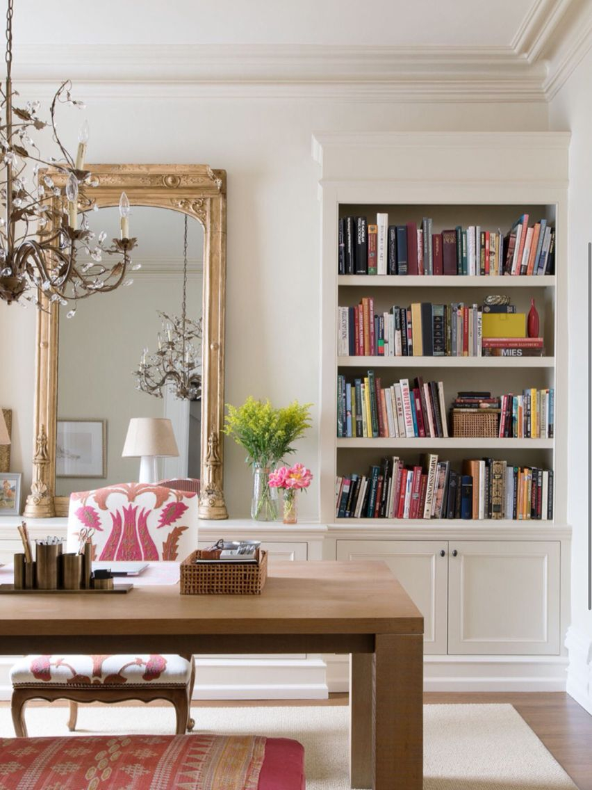 Home Office To Replace Dining Room House Home Pinterest