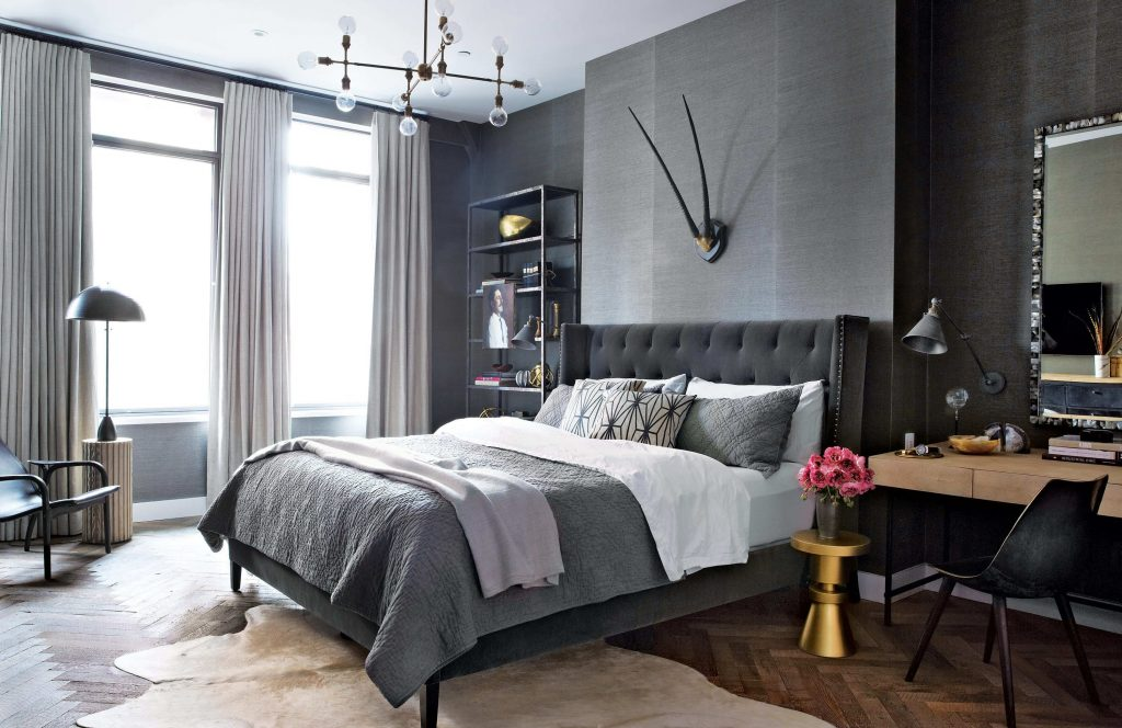 How To Create A Modern Bachelor Pad From Scratch The Bedroom