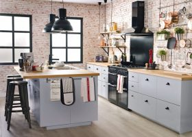 Industrial-Style Kitchen Design Ideas